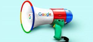 Google Megaphone